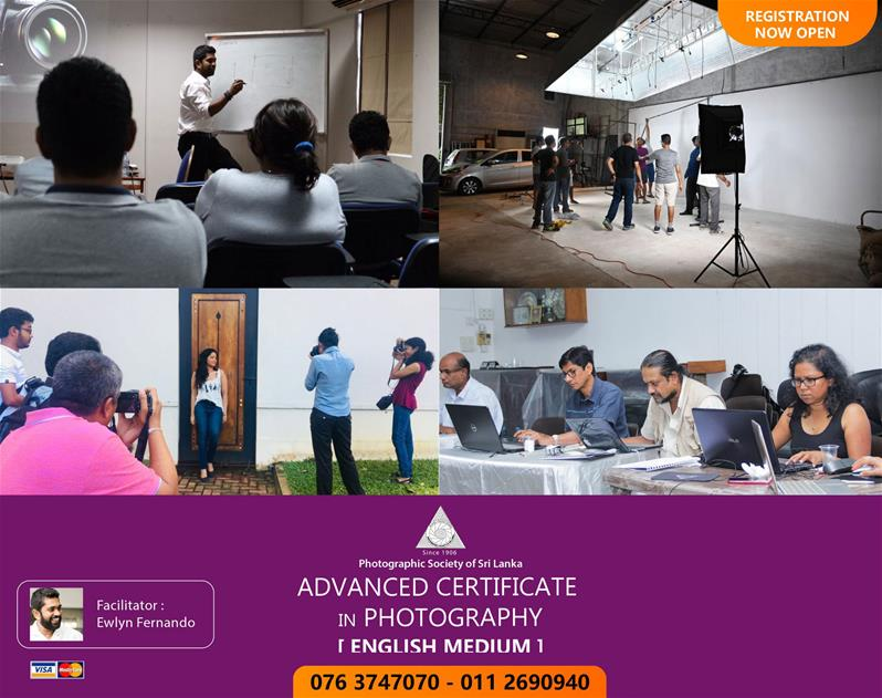 Advanced Certificate in Photography