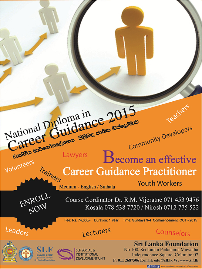 National Diploma in Career Guidance