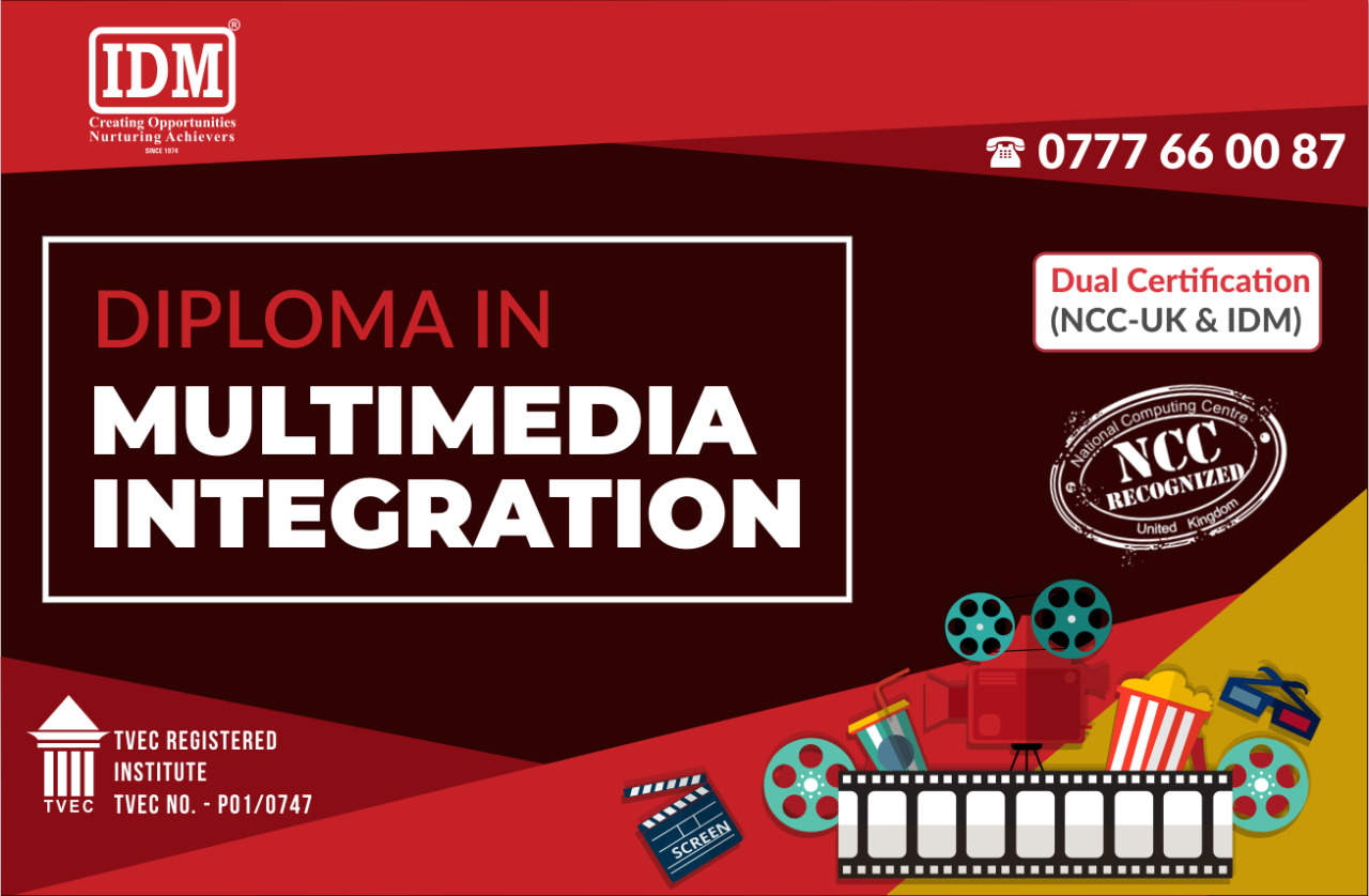 Diploma in Multimedia Integration