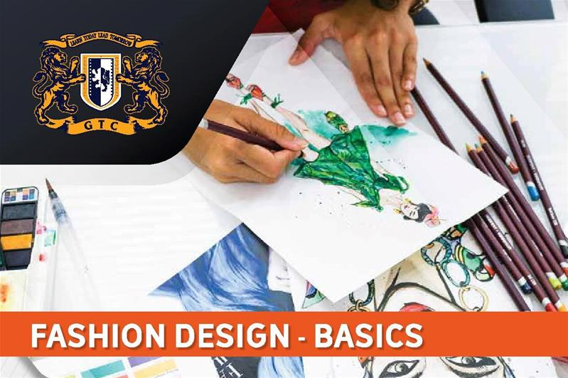Certificate in Fashion Designs - Basic Program