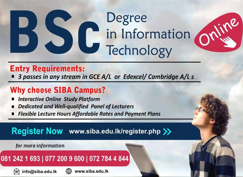 BSc Degree in Information Technology