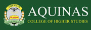 Aquinas College of Higher Studies Logo