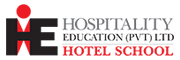 Hospitality Education Hotel School Logo
