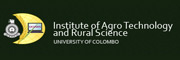 Institute for Agro Technology and Rural Sciences - UCIARS Logo