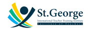 St. George International Teacher Training Institute Logo