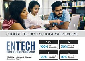 ENTECH Youth Excellence Scholarships