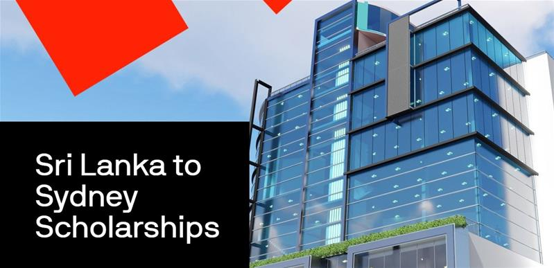 Sri Lanka to Sydney Scholarships
